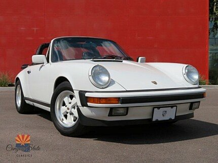 1988 Porsche 911 Targa for sale 101007412