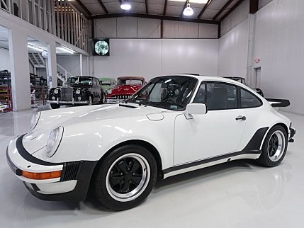 1988 Porsche 911 Turbo Coupe for sale 101019070