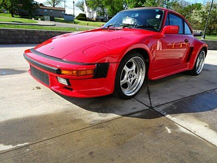 1988 Porsche 911 Carrera Coupe for sale 101042350