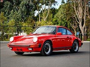 1988 Porsche 911 Carrera Coupe for sale 101043059