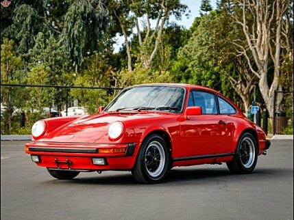 1988 Porsche 911 Carrera Coupe for sale 101043059