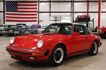 1988 Porsche 911 Targa for sale 101043570