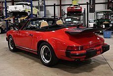 1988 Porsche 911 Carrera Cabriolet for sale 101051822