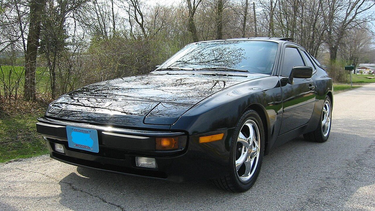 1988 Porsche 944 S Coupe for sale 100882714