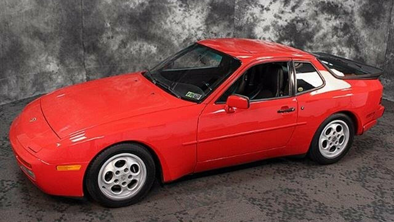 1988 porsche 944 turbo coupe for sale near kingston pennsylvania 18704 classics on autotrader. Black Bedroom Furniture Sets. Home Design Ideas
