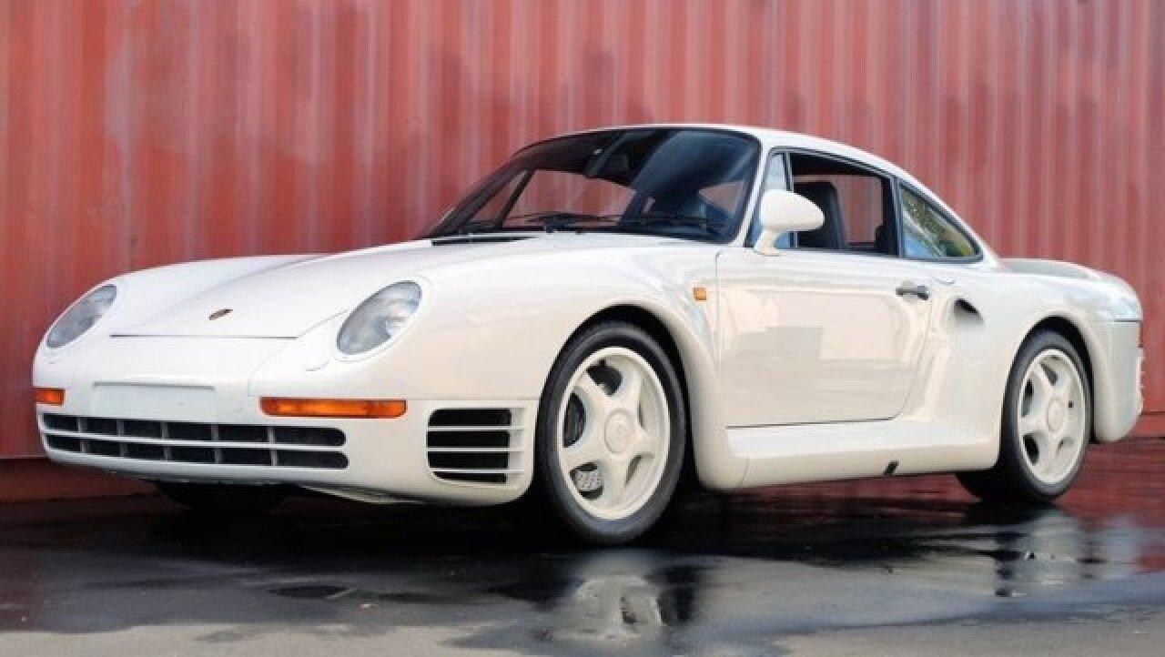 Porsche 959 For Sale >> Porsche 959 Classics For Sale Classics On Autotrader
