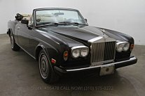 1988 Rolls-Royce Corniche II for sale 100743171