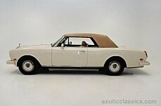 1988 Rolls-Royce Corniche II for sale 100847696