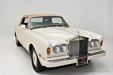1988 Rolls-Royce Corniche for sale 100858249
