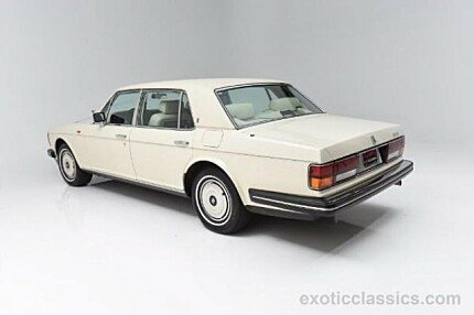 1988 Rolls-Royce Silver Spur for sale 100775100
