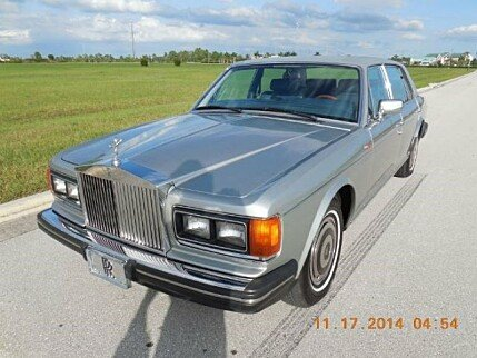1988 Rolls-Royce Silver Spur for sale 100805473