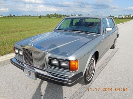 1988 Rolls-Royce Silver Spur for sale 100810683