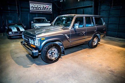 1988 Toyota Land Cruiser for sale 100790759