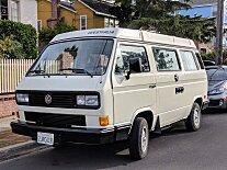 1988 Volkswagen Vanagon GL Camper for sale 100962665