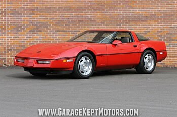 1988 chevrolet Corvette Coupe for sale 100973396
