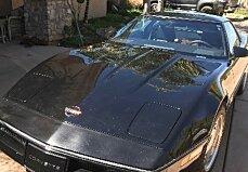1988 chevrolet Corvette for sale 100914728