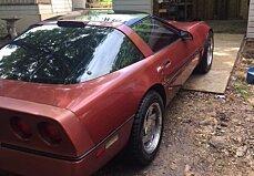 1988 chevrolet Corvette for sale 100983428