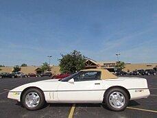 1988 chevrolet Corvette Convertible for sale 101003902