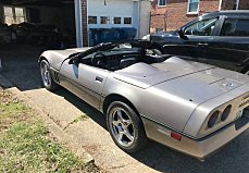 1988 chevrolet Corvette Convertible for sale 101005333