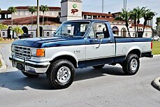 1988 ford F150 4x4 Regular Cab for sale 101030160