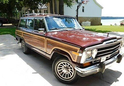1988 jeep Grand Wagoneer for sale 101018141