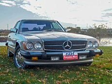 1988 mercedes-benz 560SL for sale 101045540