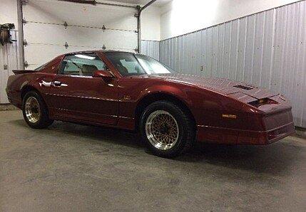 1988 pontiac Firebird for sale 100976801