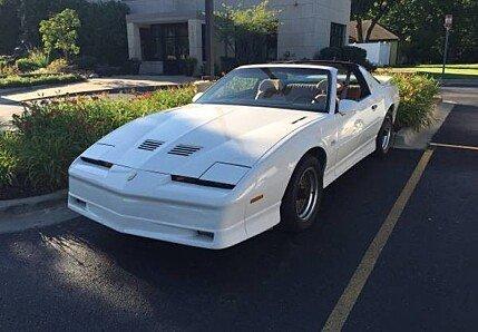 1988 pontiac Firebird for sale 100986579