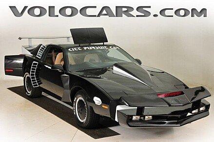 1988 pontiac Firebird Coupe for sale 101007455