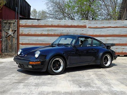 1988 porsche 911 Turbo Coupe for sale 101008047