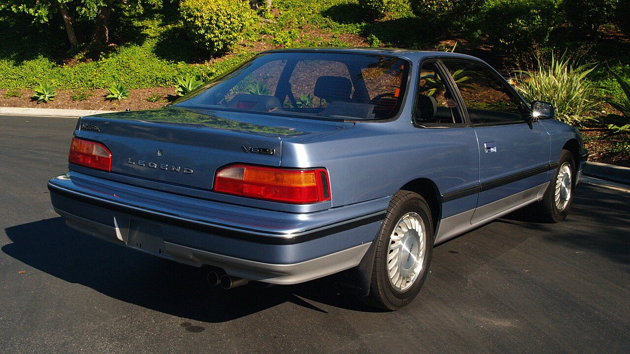 Acura Legend LS Coupe For Sale Near Newport Beach California - Acura legend for sale