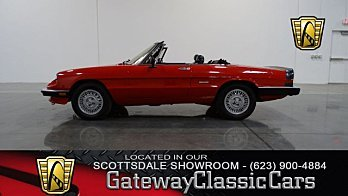 1989 Alfa Romeo Spider Graduate for sale 100931583