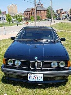 1989 BMW 635CSi for sale 100874003