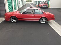 1989 BMW 635CSi Coupe for sale 100890285