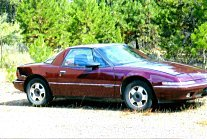 1989 Buick Reatta Coupe for sale 100779786