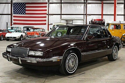 1989 Buick Riviera Coupe for sale 100974811