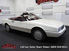 1989 Cadillac Allante for sale 100777308