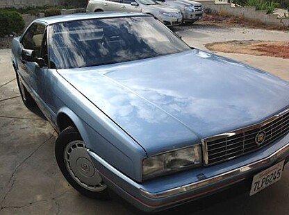 1989 Cadillac Allante for sale 100843189