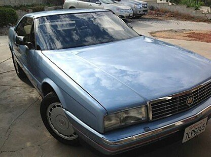 1989 Cadillac Allante for sale 100843189