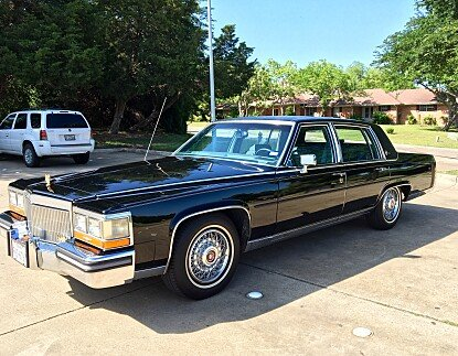 1989 Cadillac Brougham for sale 100758624