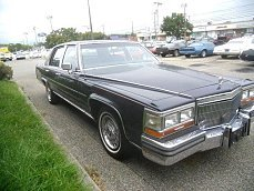 1989 Cadillac Brougham for sale 100780419