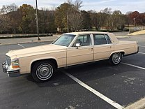 1989 Cadillac Brougham for sale 100832534