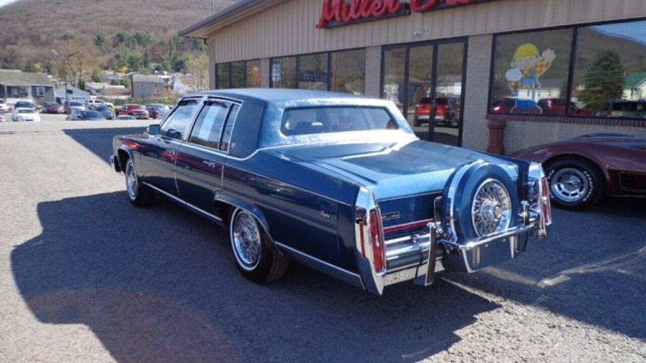 1989 Cadillac Brougham for sale near Mill Hall, Pennsylvania 17751