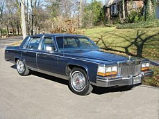 1989 Cadillac Brougham for sale 100953713