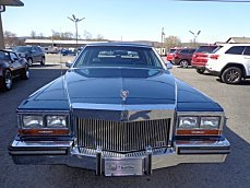1989 Cadillac Brougham for sale 100981199