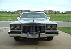 1989 Cadillac Brougham for sale 100991533