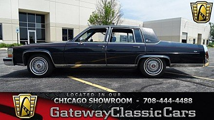 1989 Cadillac Brougham for sale 101008533