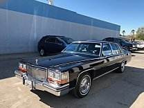 1989 Cadillac Brougham for sale 101016644