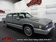 1989 Cadillac De Ville Sedan for sale 100784357