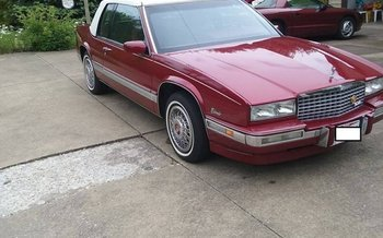 1989 Cadillac Eldorado for sale 100907142
